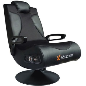 X-Rocker Vision 2.1 Gaming Chair with Stand