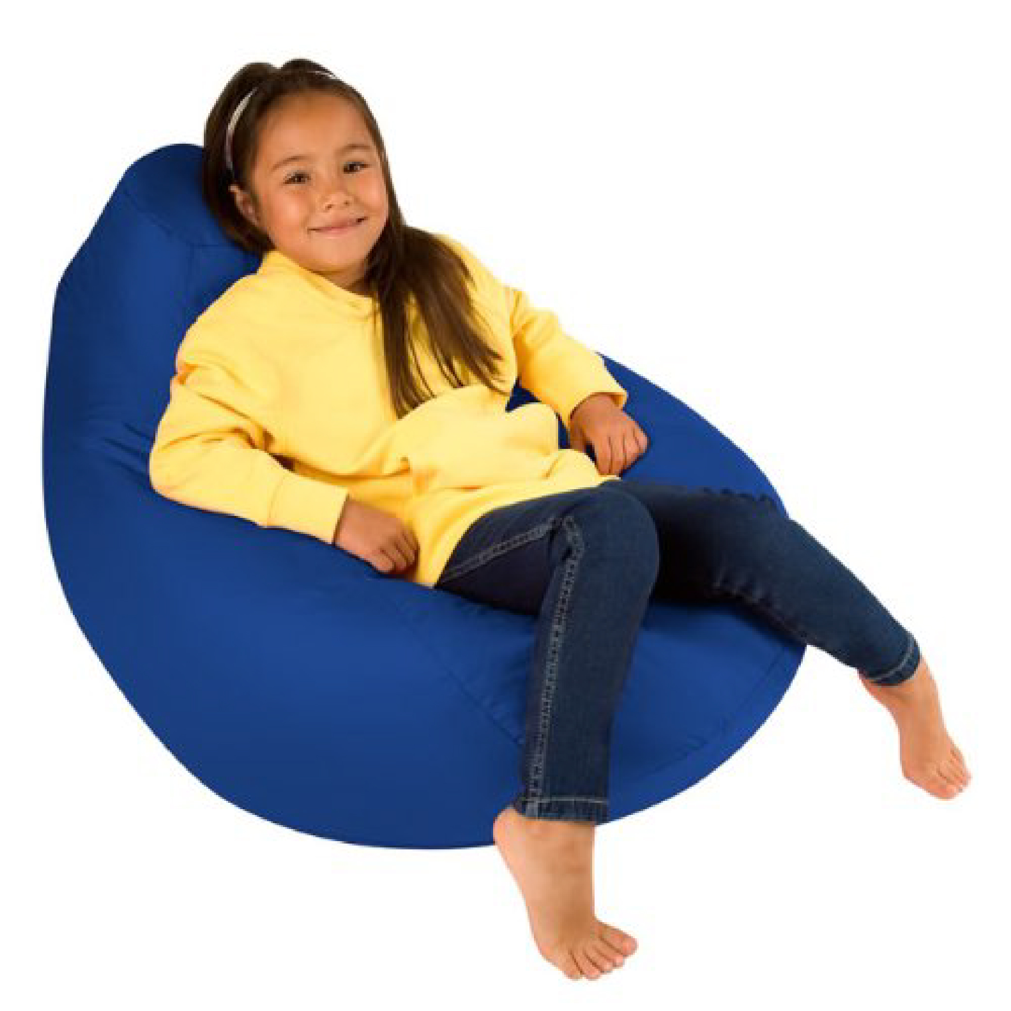 Hi-BagZ Water Resistant Kids Gaming Bean Bag