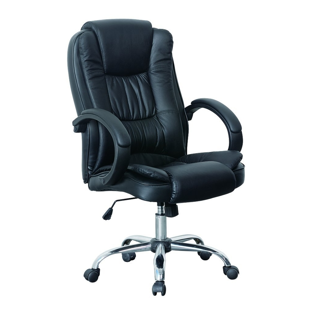 HNNHOME High Back Luxury Executive Leather Chair