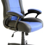 Charles Jacobs Gaming CHAIR Black & Blue