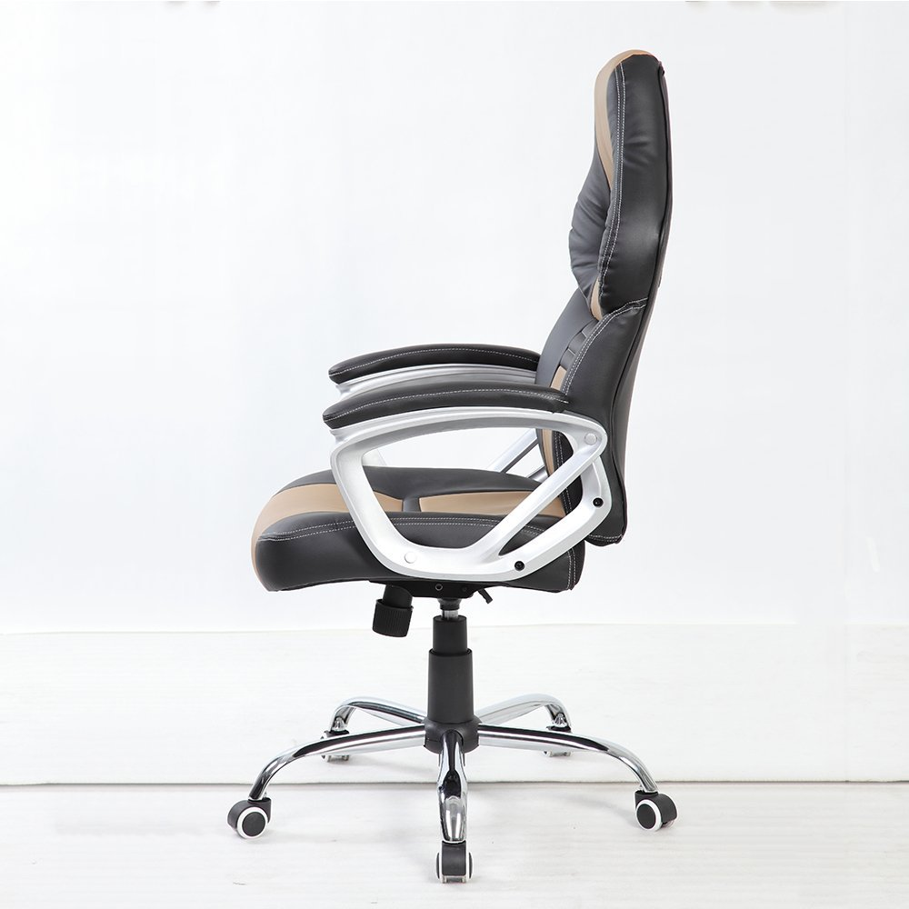 BTM HIGH BACK EXECUTIVE OFFICE RACING GAME CHAIR LEATHER  : 61BgwEjHEILSL1000 Office Chair <strong>3D Model</strong> from pcgamingchairs.co.uk size 1000 x 1000 jpeg 70kB