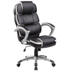 BTM LUXURY DESIGNER HIGH QUALITY BUSINESS OFFICE COMPUTER PU LEATHER CHAIR