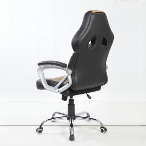 BTM HIGH BACK EXECUTIVE OFFICE RACING GAME CHAIR LEATHER COMPUTER DESK FURNITURE