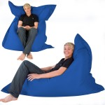 Hi-BagZ® 4-Way HUGE Bean Bag Lounger