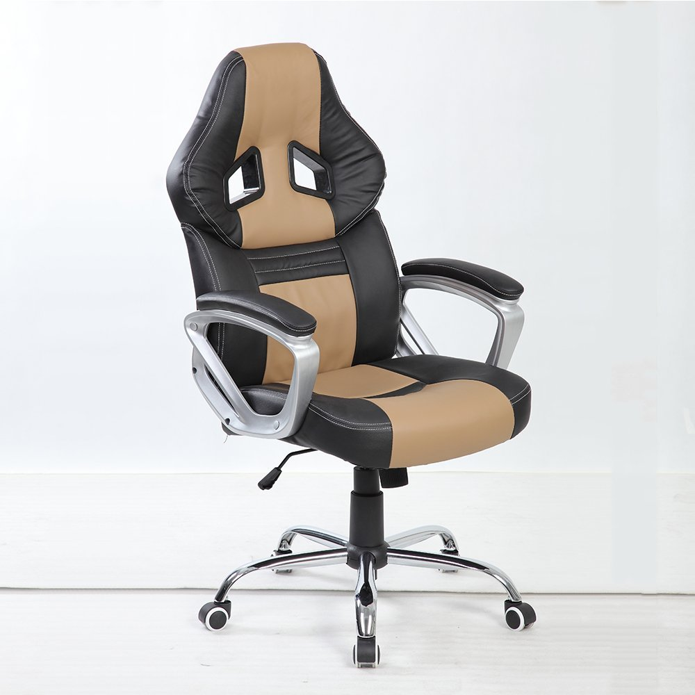 Btm High Back Executive Office Racing Game Chair Leather