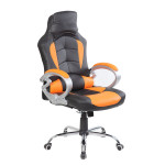 BTM Luxury Gaming Swivel Chair Recliner